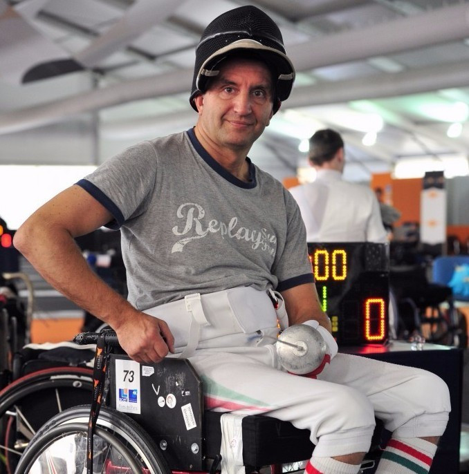 Pál Szekeres has been elected chair of the IWAS Wheelchair Fencing Executive Board ©Getty Images