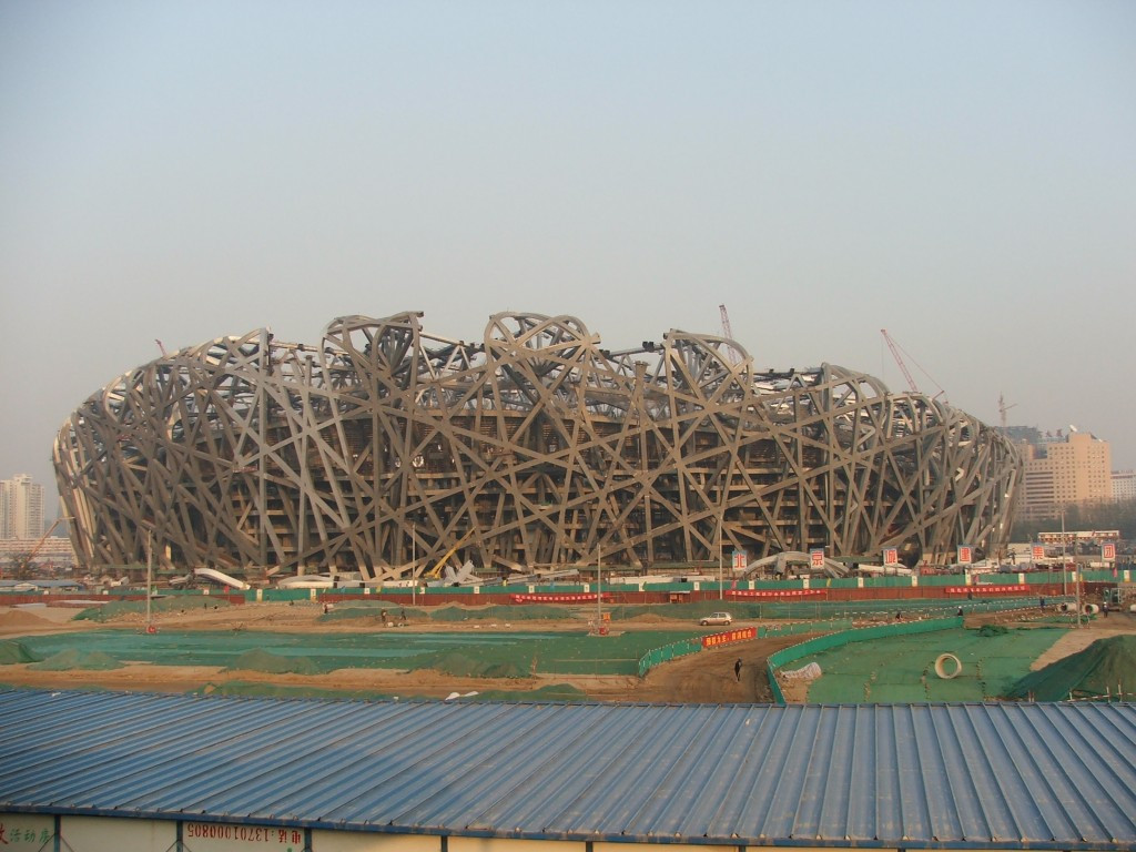 Olympic stadiums through the years a tale of new and old for The bird s nest stadium