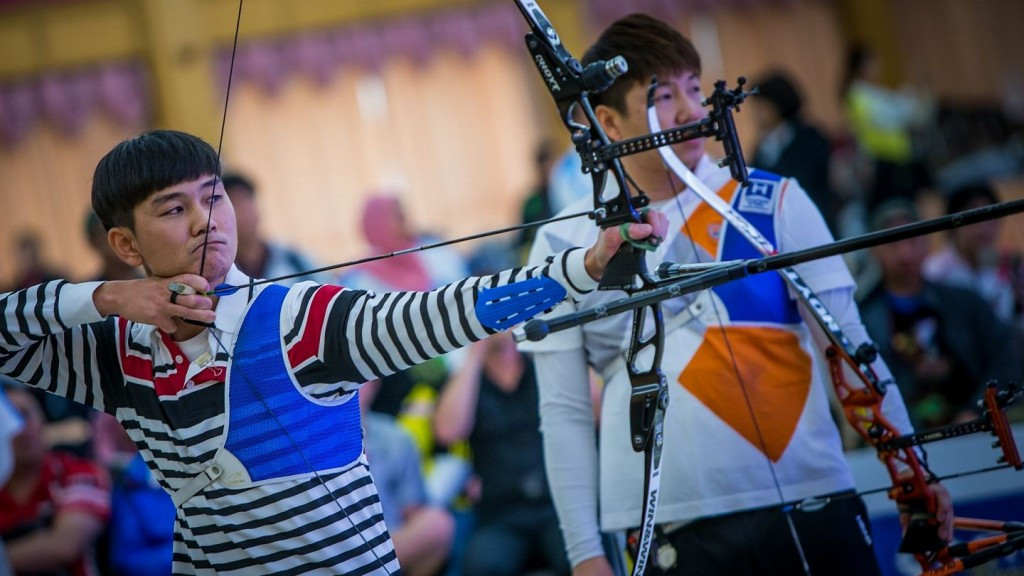 South Korea claim men's and women's recurve gold medals as Indoor Archery World Cup in Bangkok concludes