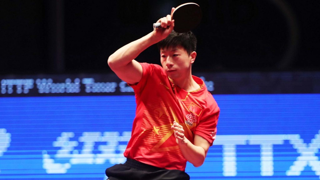 Ma ends near-perfect year by beating Fan to claim ITTF World Tour Grand Finals spoils