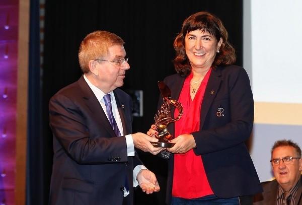 Casado re-elected for third term as President of International Triathlon Union