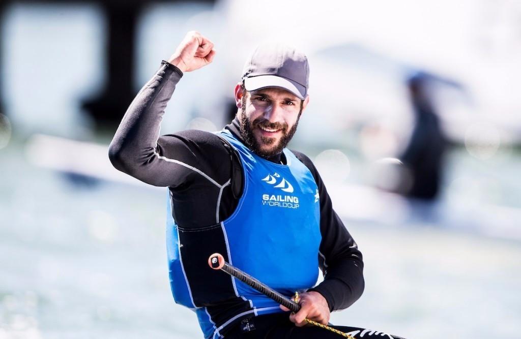 Kontides wins maiden Sailing World Cup Final title after close battle
