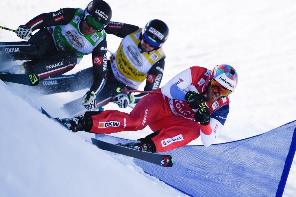 FIS Ski Cross World Cup to continue in Swiss town Arosa with first-ever night-time sprint event