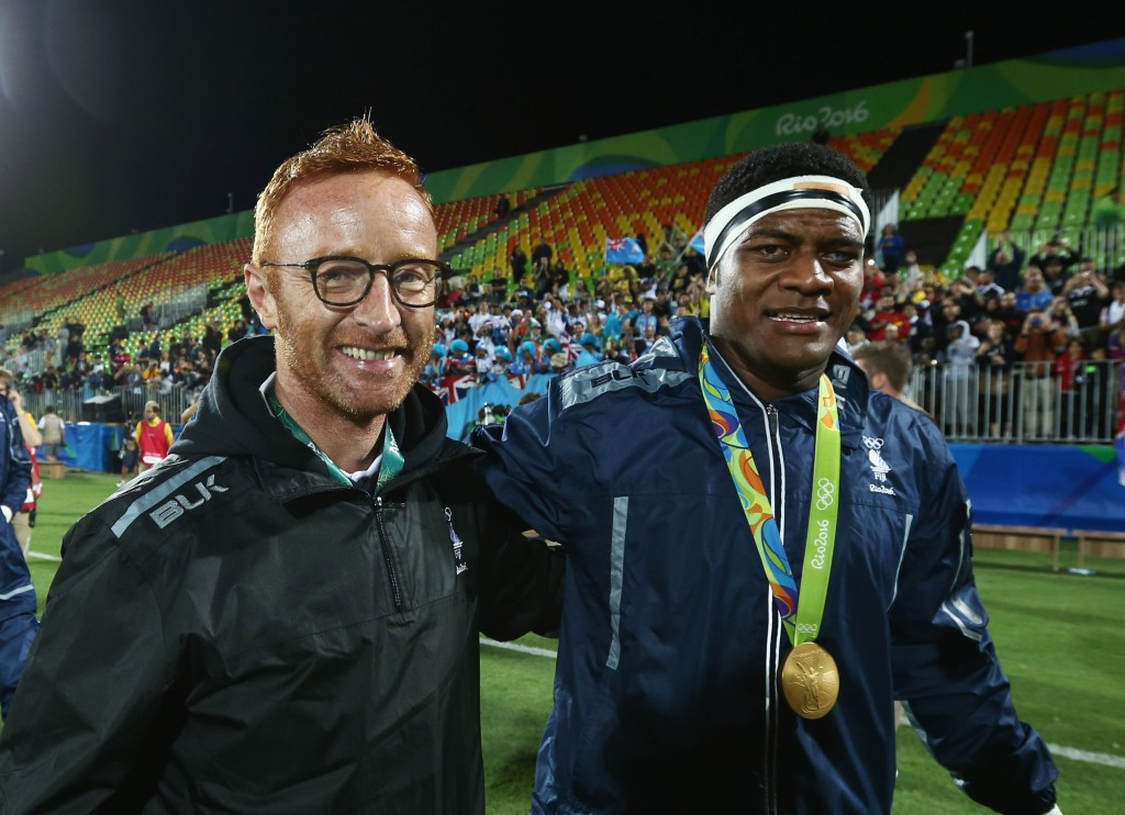 Fiji Rugby Union in war of words with Olympic gold medal-winning sevens coach over player contracts