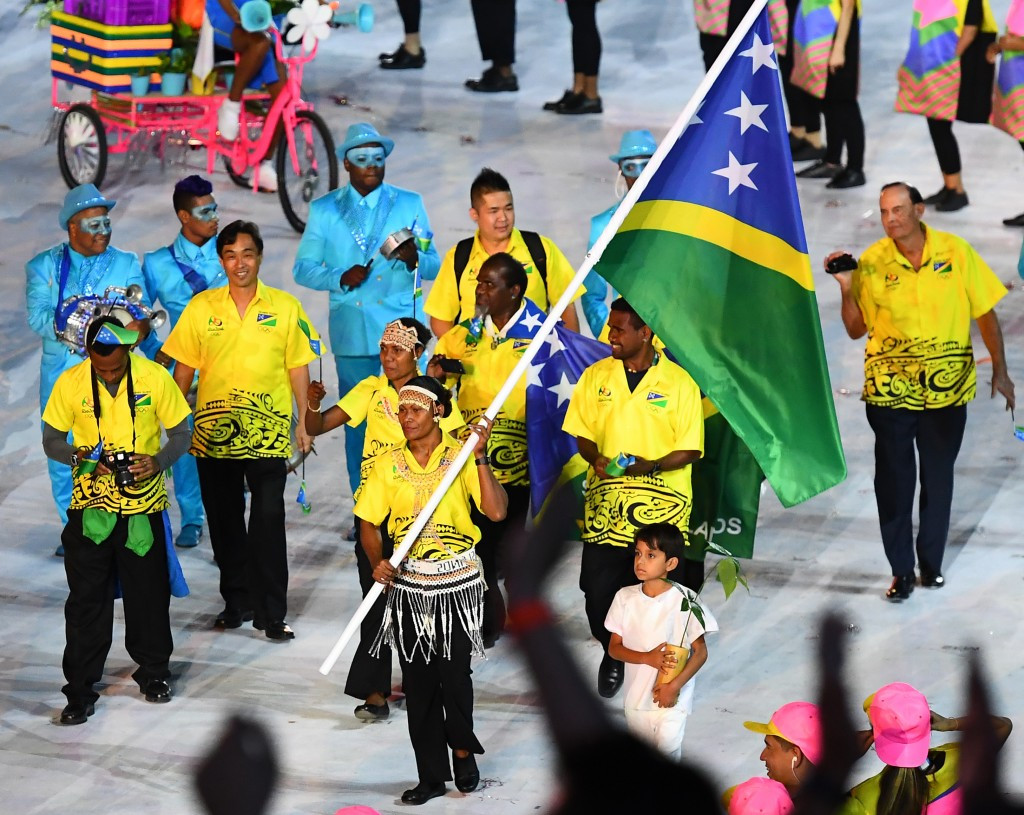 The Solomon Islands has yet to compete at taekwondo on the Olympic stage ©Getty Images