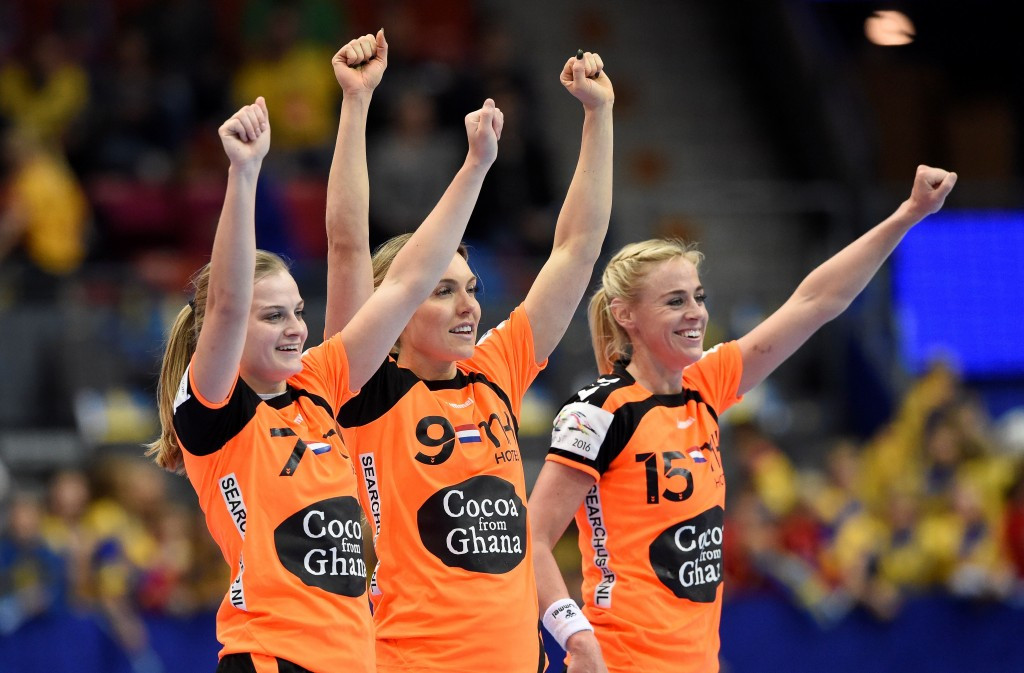 Dominant Dutch win again to top table at European Women's Handball Championships