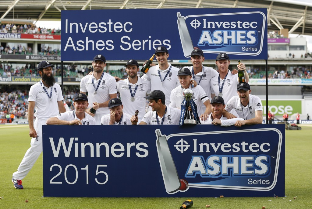 England will head to Australia next winter aiming to retain the Ashes ©Getty Images