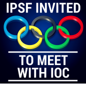 The IPSF are set to meet with the IOC regarding the sport's potential recognition ©IPSF