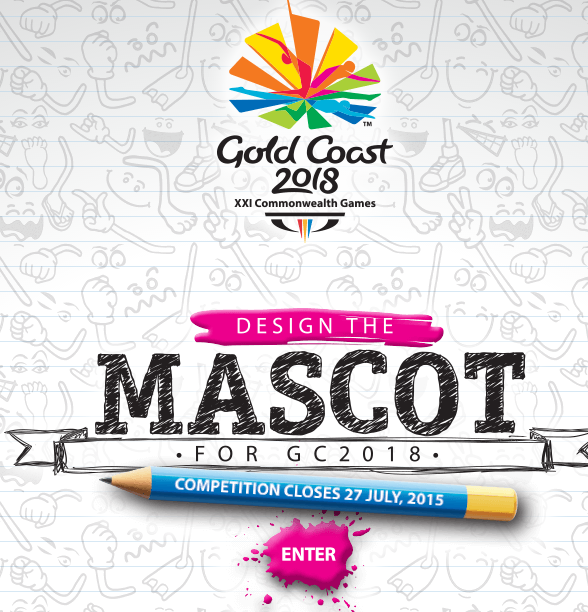 Gold Coast 2018 launch search for Commonwealth Games mascot