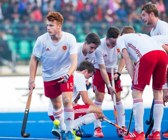 England claim last quarter-final spot at Men's Junior Hockey World Cup with emphatic win over Canada