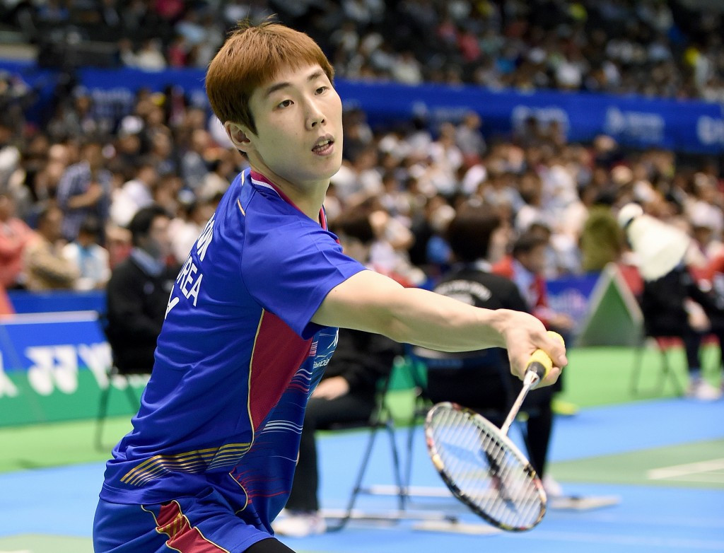 Son and Lee target strong start to BWF Dubai World Superseries Finals