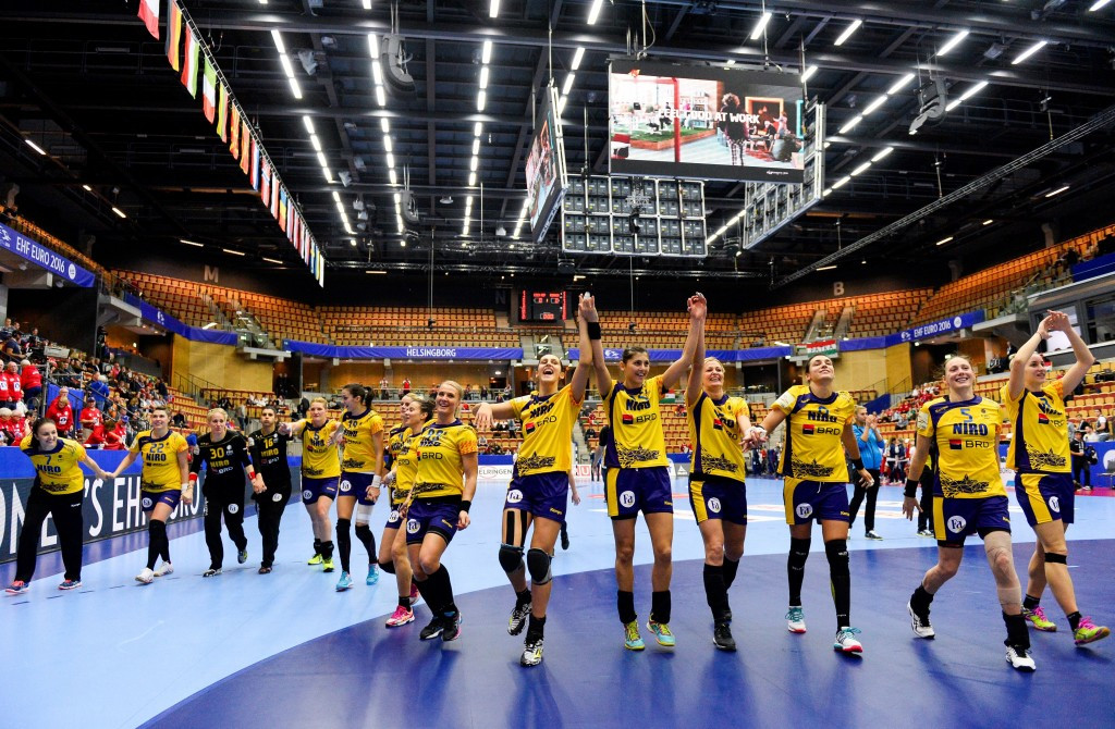Leading scorer Naegu nets six as Romania beat Czech Republic at European Handball Championships