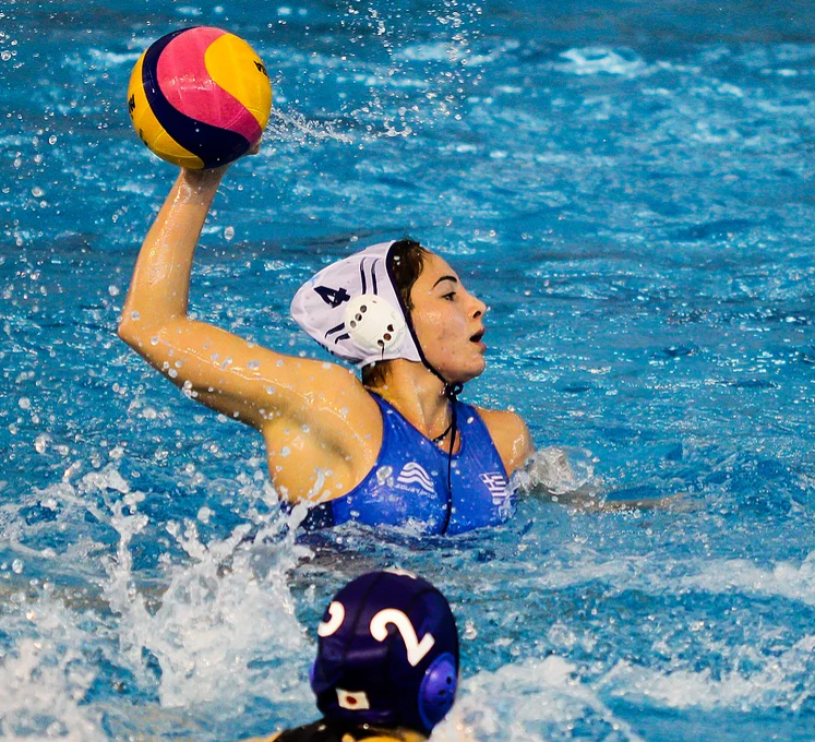 Greece top group in front of defending champions at World Women's Youth Water Polo Championships
