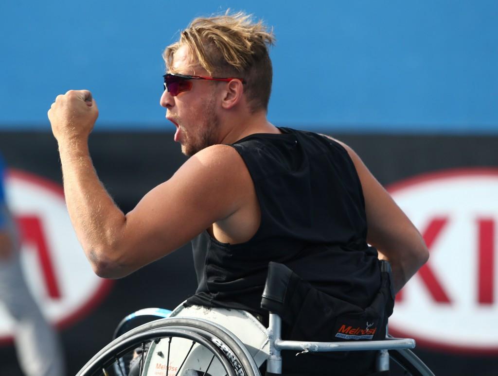 Alcott becomes quad singles world number one after BNP Paribas Open de France triumph