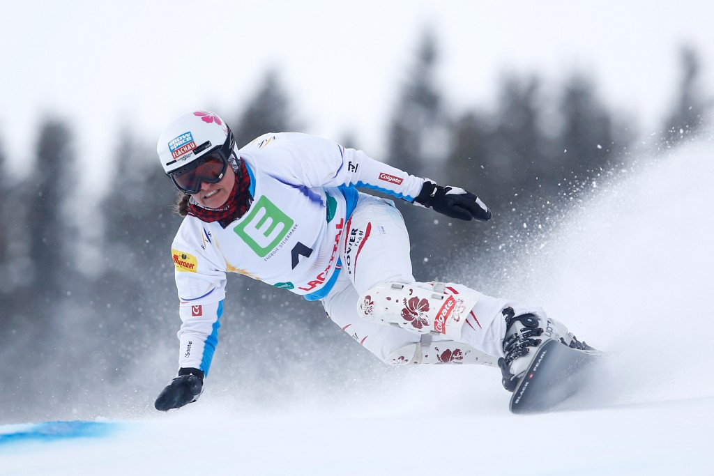 Ester Ledecka is the defending overall women's champion ©Getty Images