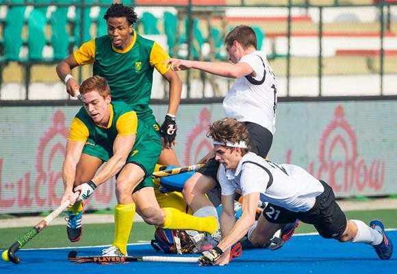 South Africa secure their best finish at Men's Junior Hockey World Cup