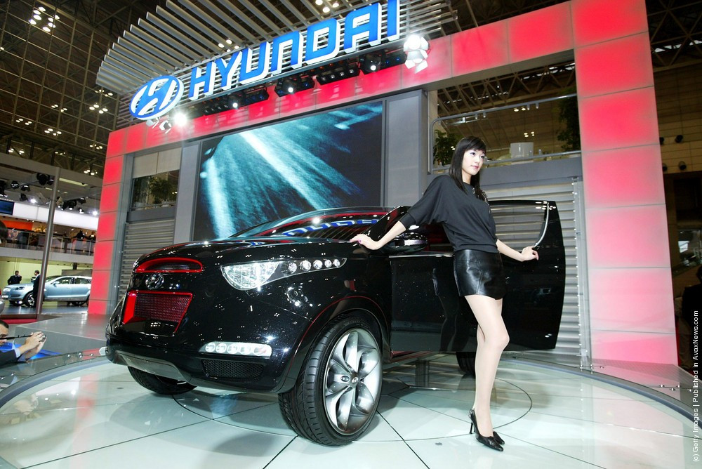 The Tokyo Motor Show is among the events staged at the Makuhari Messe