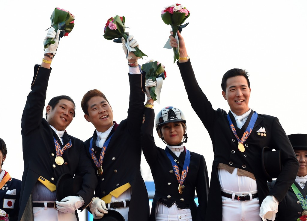 Korea Equestrian Federation accused of breaking roles to favour daughter of woman at centre of political scandal