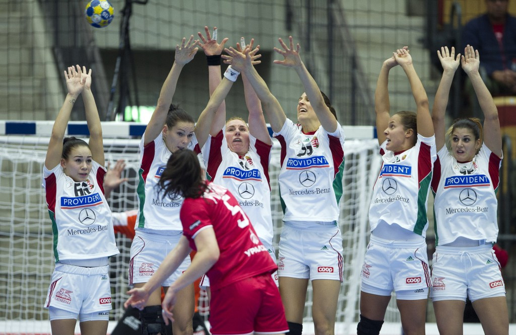Russia were involved in a second successive draw at the European Handball Championships