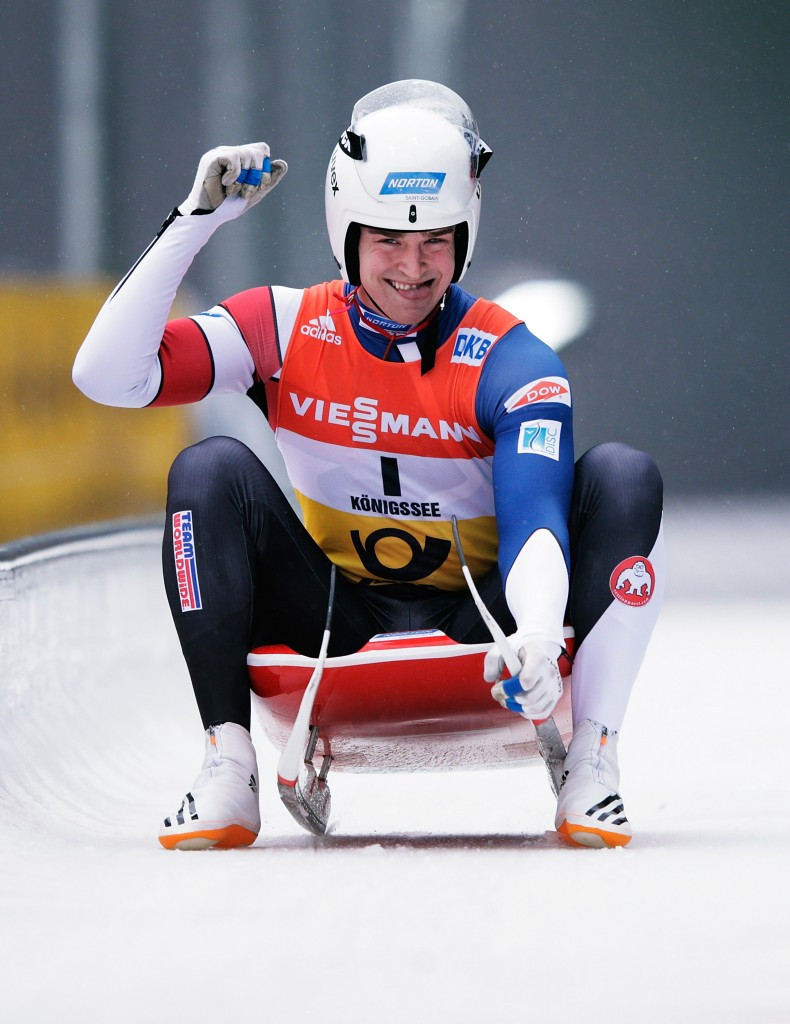 West aims for FIL Luge World Cup hat-trick on home ice in Park City