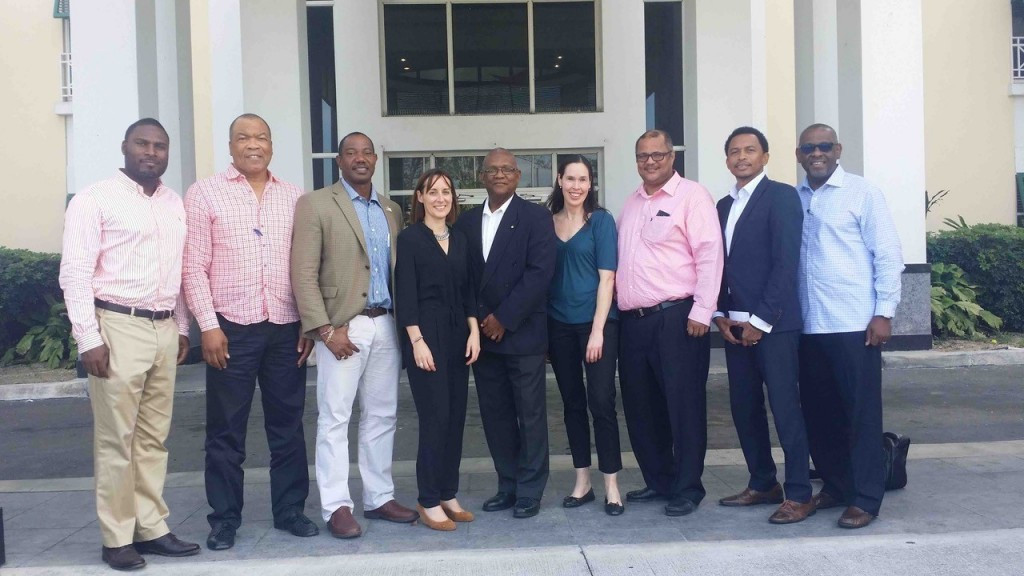 Bahamas 2017 Commonwealth Youth Games Organising Committee chairman Wellington Miller has given reassurances that the Caribbean nation will be able to stage next year's event ©CGF