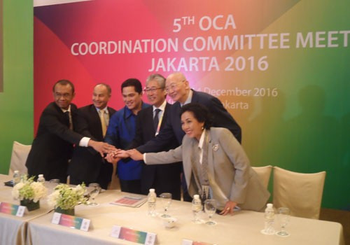 Olympic Council of Asia open door for surfing to be included at 2018 Asian Games