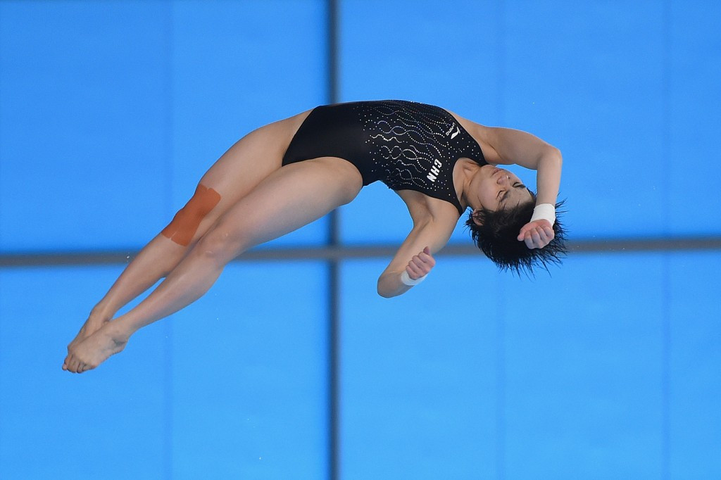 China will be expecting success at the World Aquatics Championships in Kazan during July and August