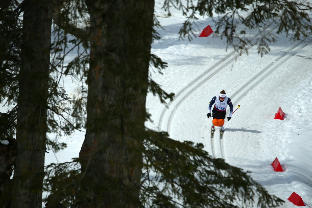 Masters secures third Para Nordic Skiing World Cup victory as Ukraine dominate again