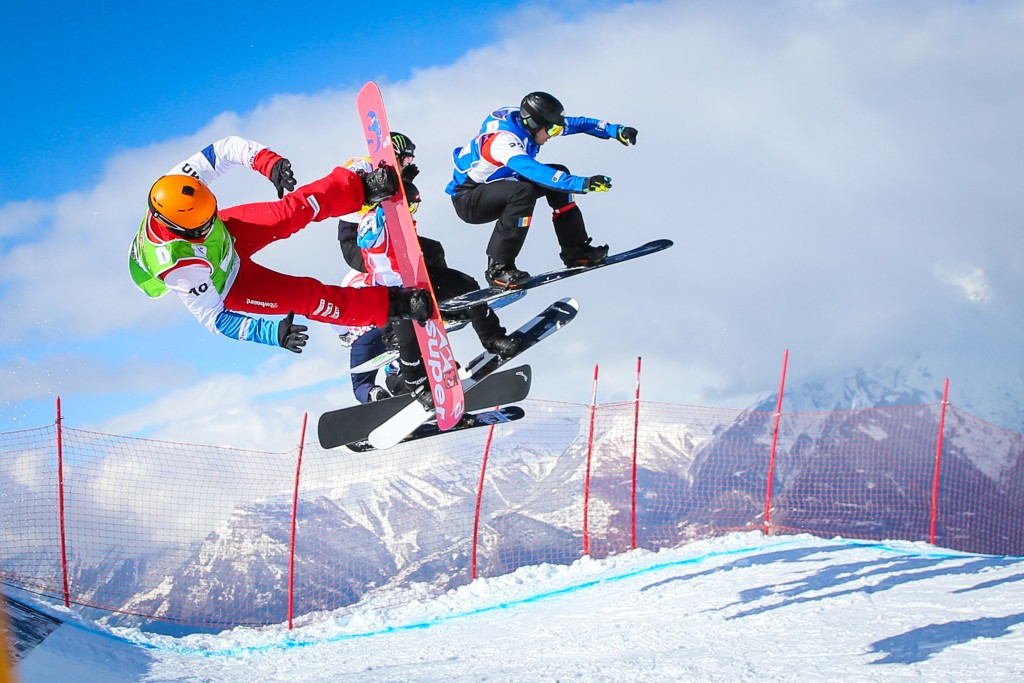 Two projects are in the running to become Switzerland's candidate for the 2026 Winter Olympics and Paralympics, with a candidate set to be selected next March ©Getty Images