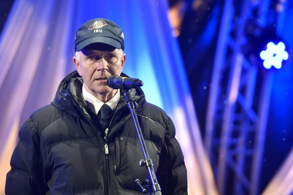 International Biathlon Union receives names of 31 Russian athletes implicated in McLaren Report