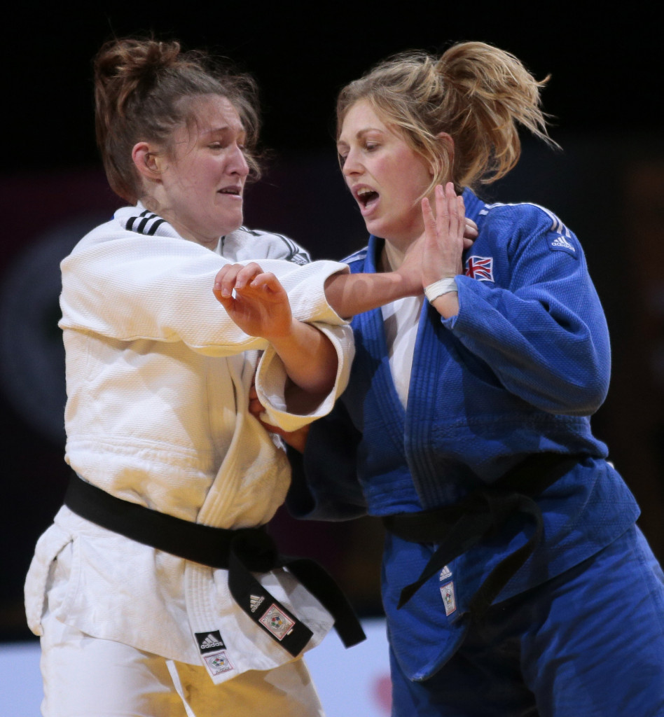 Gibbons says she declined place on British Judo funding programme due to relocation condition