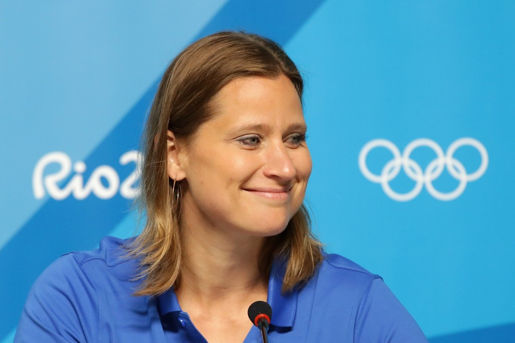 International Olympic Committee Athletes' Commission chair Angela Ruggiero has said she applauds the decision of the International Bobsleigh and Skeleton Federation (IBSF) to strip its 2017 World Championships from Sochi ©Getty Images