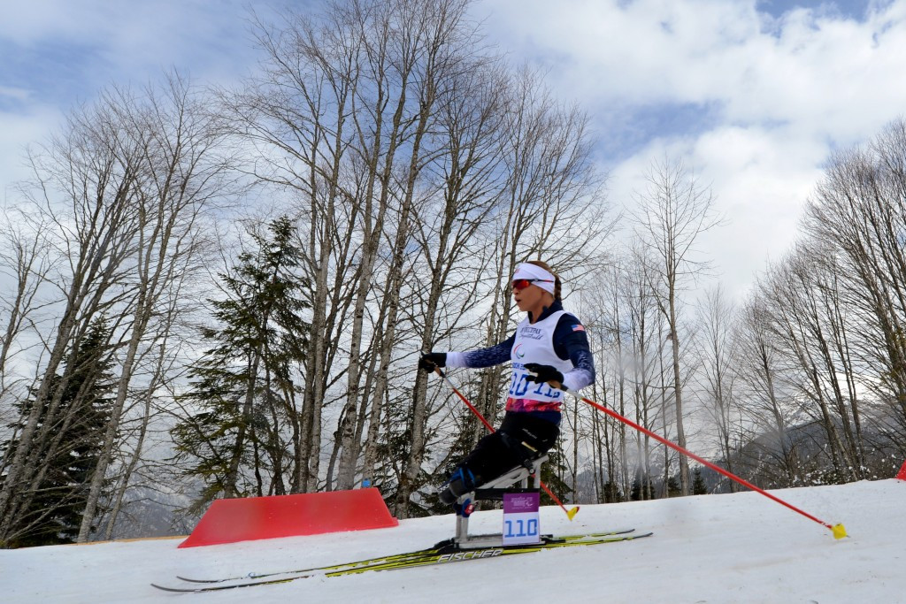 Masters wins again as Para Nordic Skiing World Cup event in Vuokatti draws to a close