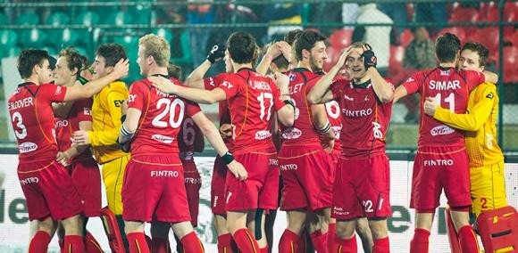 Belgium to meet hosts India in Men's Junior Hockey World Cup final after beating holders Germany
