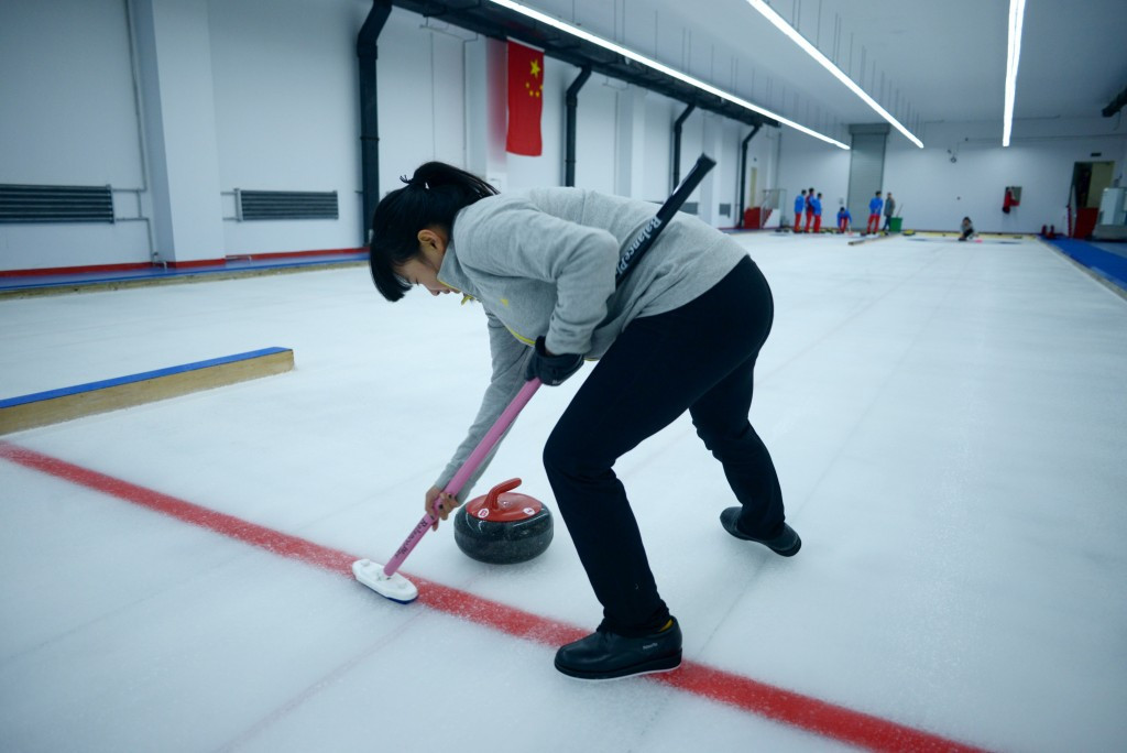 Memorandum signed to develop curling in China