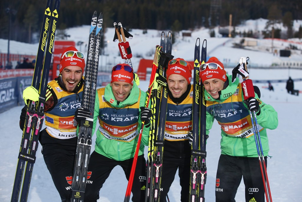 Germany aiming to continue strong start to FIS Nordic Combined World Cup season in Ramsau am Dachstein