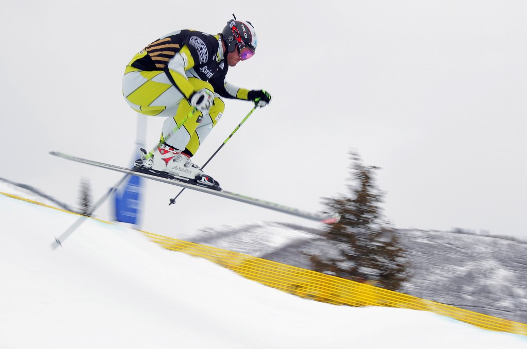 Canada's Chris Del Bosco laid down the quickest run in the men's qualification event ©Getty Images