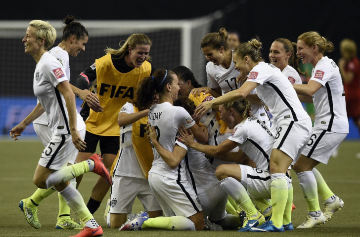United States book place in Women's World Cup final with dramatic win over Germany