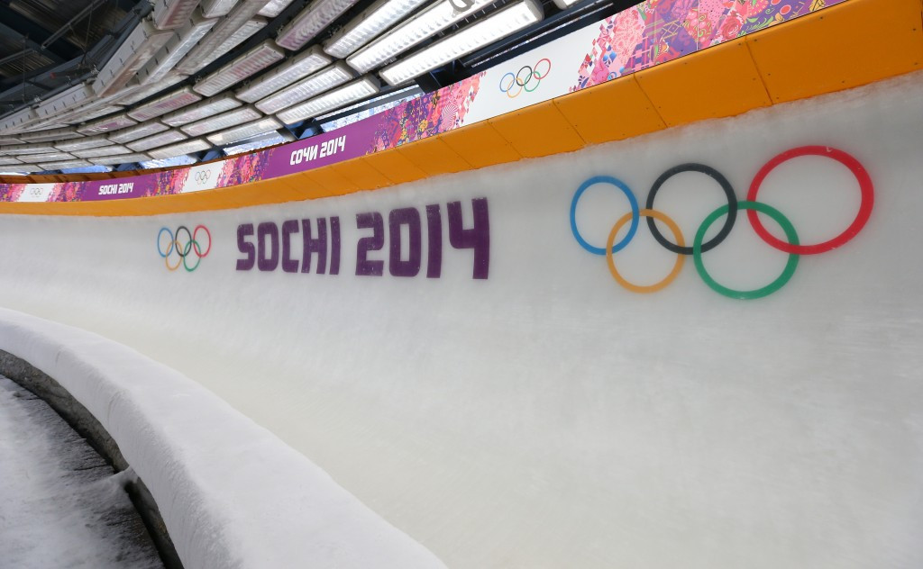 The IBSF has decided to strip Sochi of the 2017 World Championships ©Getty Images