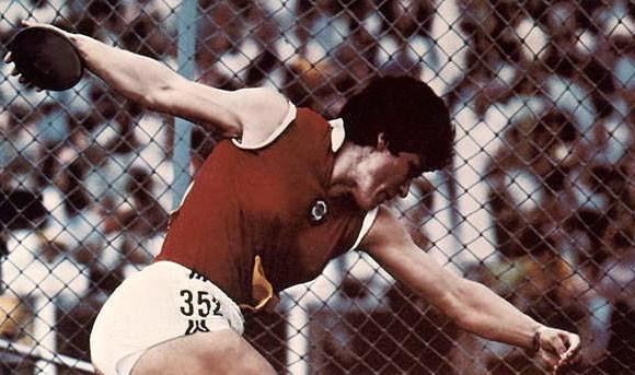 Soviet Olympic discus gold medallist dies at age of 71