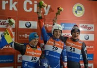 Russian Repilov clinches maiden FIL World Cup victory as Austrian duo end dominance of German pair