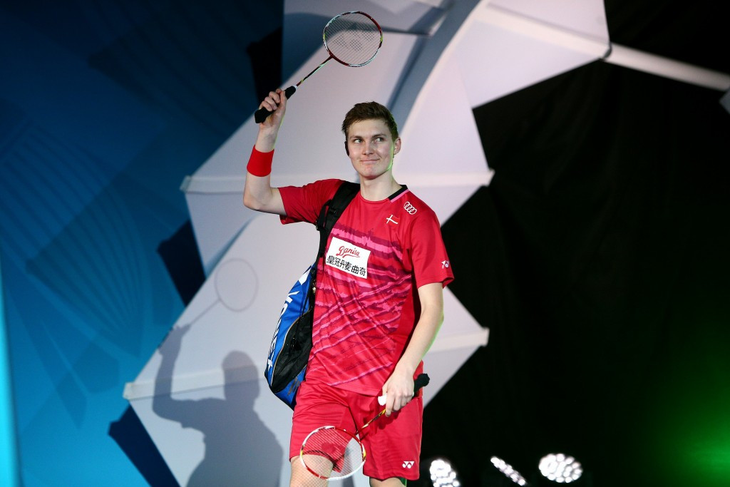 Top seeds Axelsen and Marín win opening matches at BWF World Tour Finals