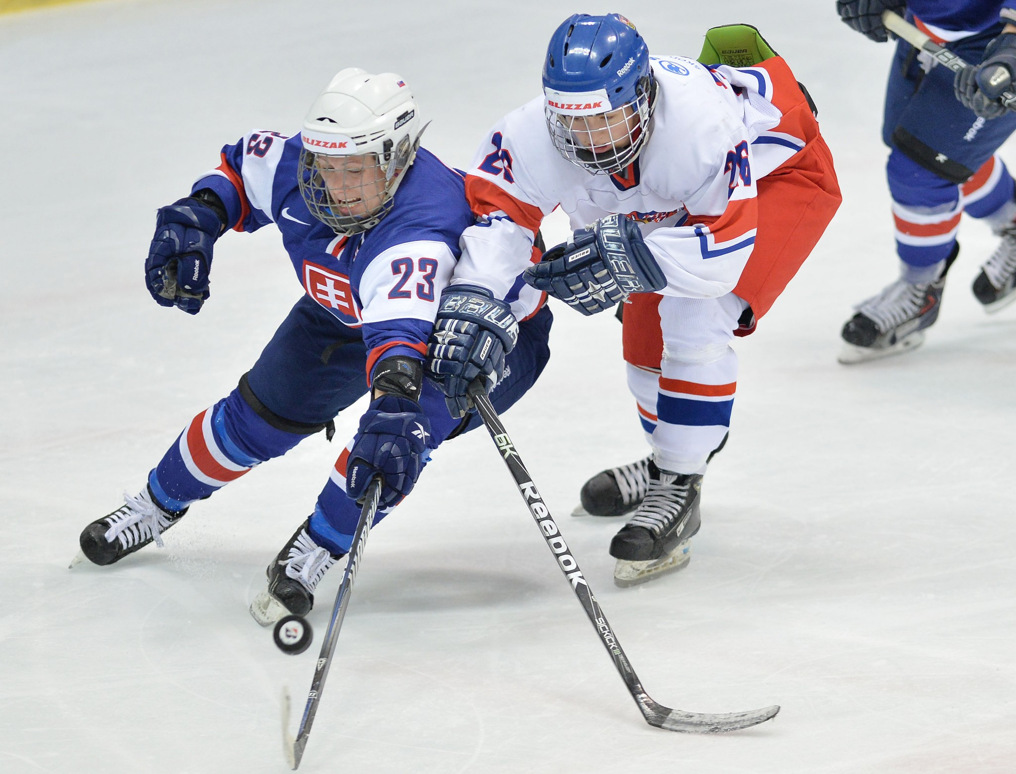 NBC Sports have announced they will broadcast coverage of the IPC Ice Sledge Hockey World Championships A-Pool event ©Getty Images