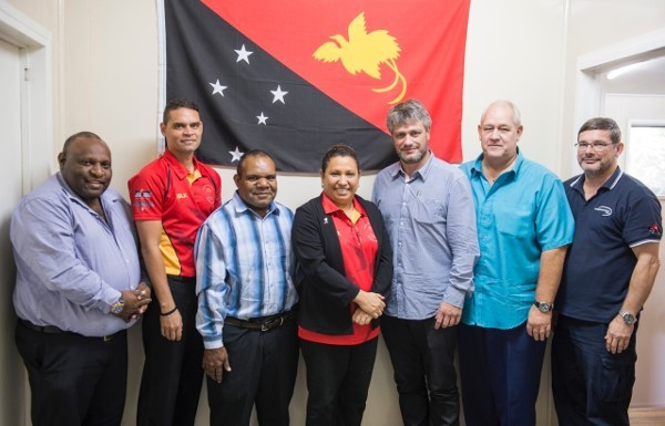 IJF Judo Educational Tour passes through Port Moresby but disappointment sport not part of Pacific Games