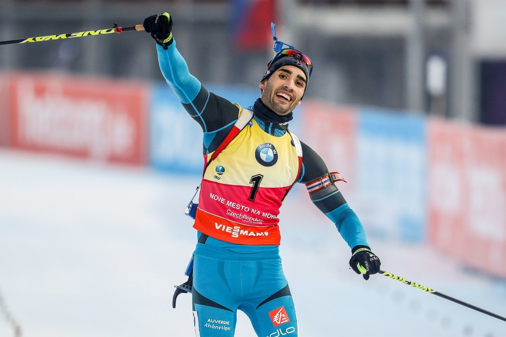 Biathlon superstar Fourcade claims calls for IBU World Cup boycott have been misinterpreted as Frenchman secures 55th career win in Nové Město