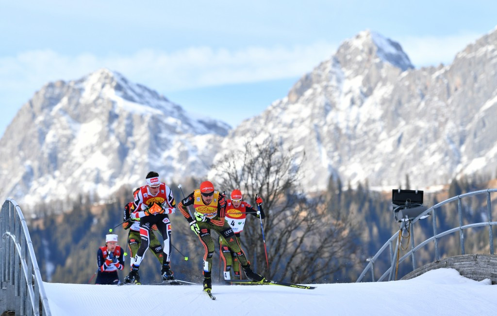 Rydzek clinches victory as Germany sweep top four positions at FIS Nordic Combined World Cup