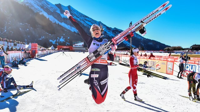 Weng tops Cross-Country World Cup leaderboard following win