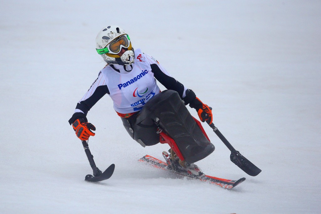Schaffelhuber cruises to Para Alpine World Cup clinching win
