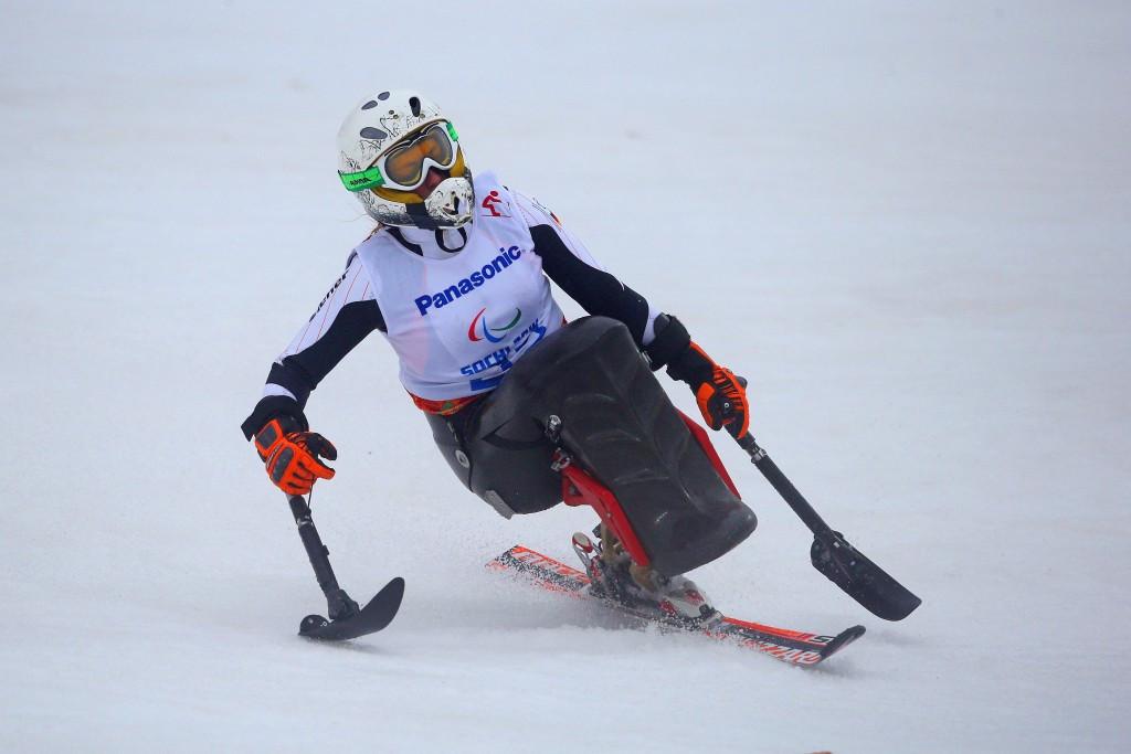 Schaffelhuber cruises to Para Alpine World Cup clinching win
