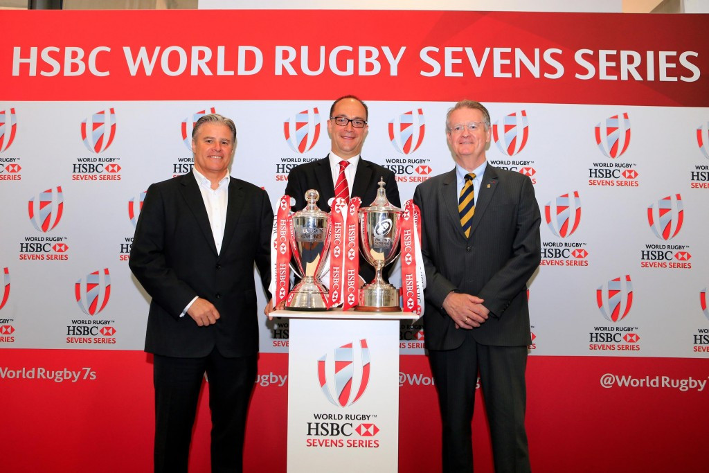 HSBC sign new sponsorship deal for World Rugby Sevens Series as schedule revealed for historic season